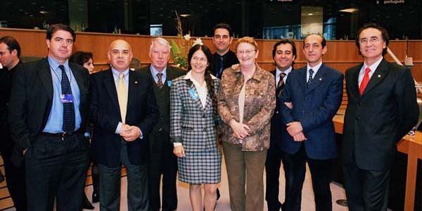 Barcellona 24 Marzo 2004 – EFA Constitute Ceremony