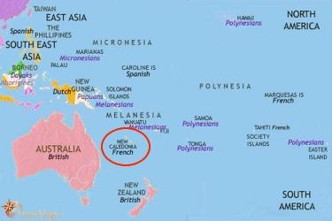 Nuova Caledonia verso il referendum per l'indipendenza dalla Francia.