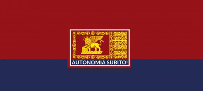 Autonomia del Veneto – Atti Ufficiali