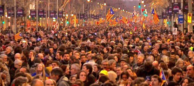 Catalogna : L'Europa non vuole la democrazia !