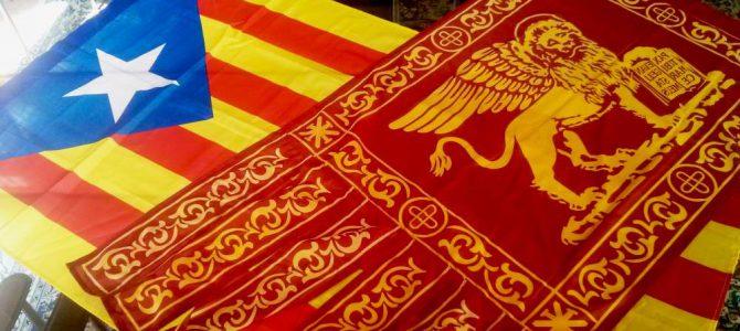 EUROPA: Tolta l'immunità all'ex presidente catalano Carles Puigdemont e ad altri 2 esponenti politici indipendentisti catalani DEMOCRATICAMENTE ELETTI.